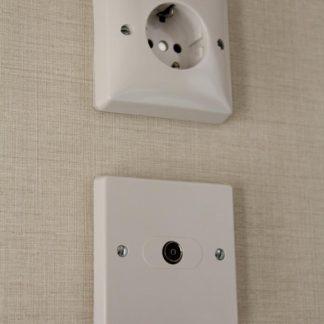 Stopcontacten en lichtknoppen